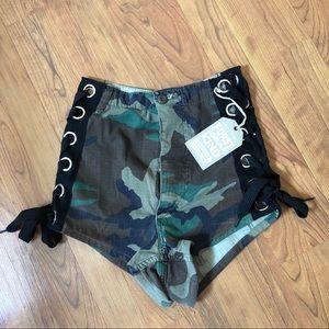 Furst of a Kind shorts